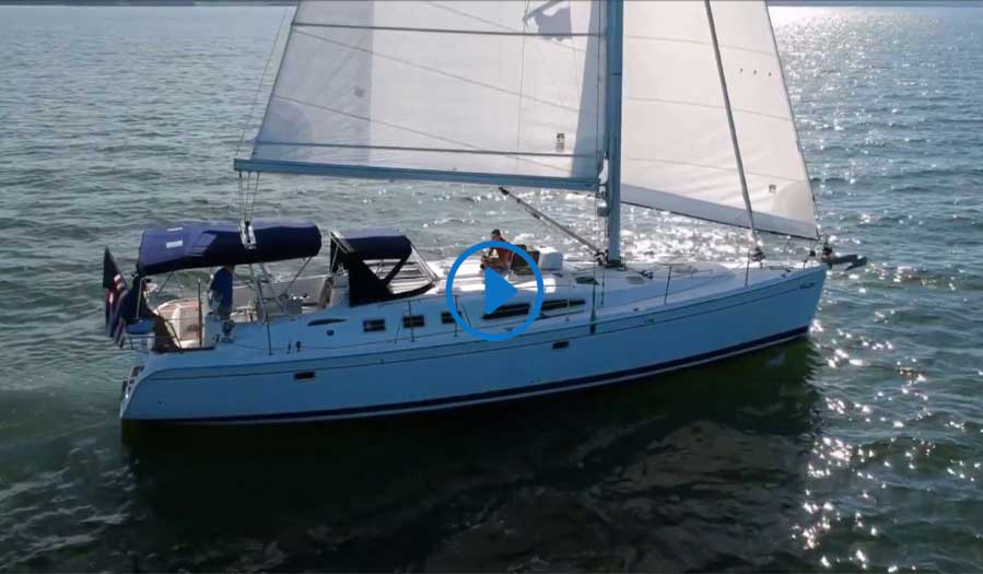 Veritas Chesapeake Bay Sailing Video Thumbnail