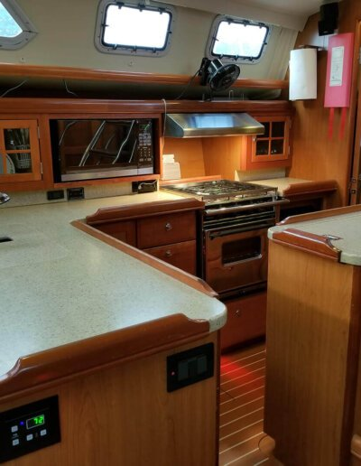 Veritas Charters Galley